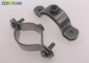 Flexible Coupling Pipe Clamp Bracket Stainless Steel P Pipe