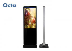 China Interactive Multi Touch Screen Kiosk LCD Built In Two Stereo Speakers on sale