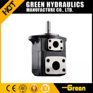 China Denison T6 series single oil pump T6C T6D T6E hydraulic vane pump on sale
