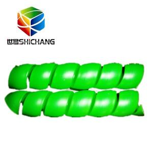 China Protective Spiral Guard Wrap Plastic Spiral Hose and Cable Protection on sale