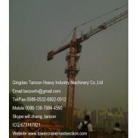 10 tons China Topkit Tower Crane Manufacturer / TC7013-10(QTZ160) With 70m Jib Length