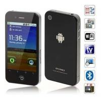 China 3.5 Google Android 2.2 mobile phone 4GS H2000 with WIFI GPS TV JAVA  on sale
