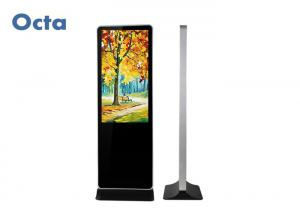 China Commercial Free Standing Digital Signage Touch Screen Indoor Digital Signage on sale