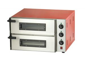 China Nicelong stainless steel electric commercial pizza oven EPZ-218 on sale
