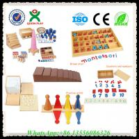 Wooden Educational Toys Montessori Materials Montessori Toys for Sale