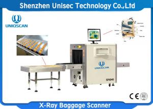 China High Security Scanners At Airports , X Ray Detection Equipment ISO Approved on sale