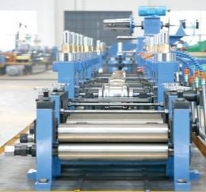 China AISI304L / SUS316L Stainless Steel Pipe Making Machine Unit O.D Φ800-Φ1200mm on sale