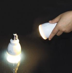 China High Brightness 5500K 6500K LED Light Bulb 220lm with 50000hrs Lifespan on sale