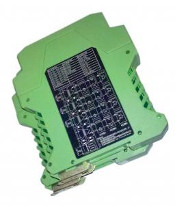 China 4-20mA to frequency pulse signal isolation transmitter (V/F converter) on sale