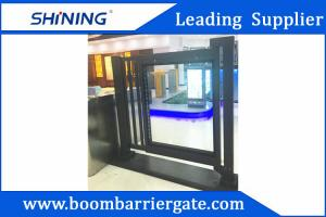 China 50HZ RFID 24V Intelligent Automatic Swing Gate With Accurate Time Control on sale