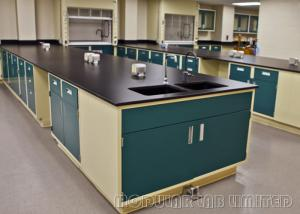 China Epoxy Resin Tops Anti Static Workbench Non - Toxic Worktop Material MLWB-A01 on sale