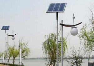 China Waterproof Solar Garden Post Lights , Solar Driveway Post Lights Anti - Corrosion on sale