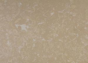 China Interior Quartz Stone Tiles , Artificial Kitchen Quartz Countertop Slab on sale