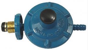 China Blue LP Compressed Gas Cylinder Regulators , Brass Hand Wheel TL-TL-808 on sale