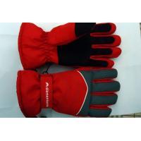 Adult unisex polyester winter fashional ski gloves