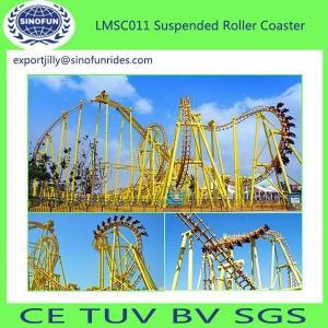 China 800m long tracks sliding suspended roller coaster China Manufacturer price for sale on sale