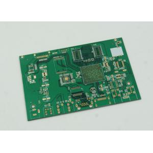 China OSP Surface Plating Copper Clad PCB IC Leads Solder Bridge 1.6mm on sale