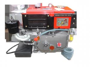 China Red R180NL 2600RPM 7.7HP Water Cooled Diesel Engine on sale