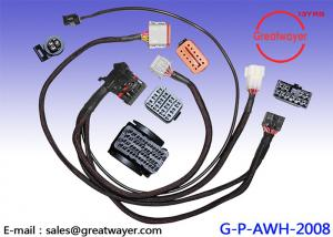 China ECU 48 Pin / Car Wire Harness / Manufacturer Suspension Electron System on sale