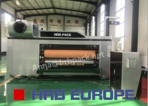 China Automatic 5 Colors Flexo Printer Slotter Die Cutter High Definition For Paper Forming on sale