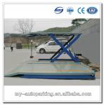 Hydraulic Scissor Lift Table for Car Storage Scissor Lift 220v