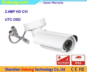 China Outside Bullet Motorized CCTV Camera , IR Wifi Surveillance Camera on sale
