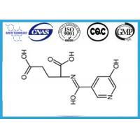 N-[(5-Hydroxy-3-pyridinyl)carbonyl]-L-glutamic acid  CAS:112193-35-8