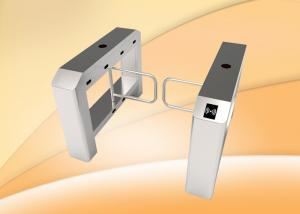 China single lane swing barrier turnstile with access control panel on sale