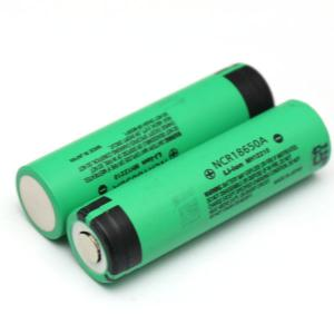 China original rechargeable de batterie de Li-ion de panasonic 3100mah NCR18650A 3.7v pour la vente en gros on sale