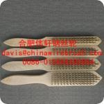 2013 горячих продавая деревянных щетки ручки