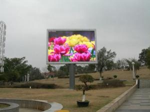 China waterproof P12.5 outdoor led display on sale