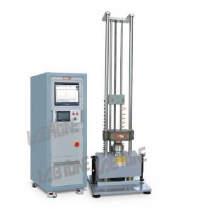 China Alto probador del choque de la máquina de la prueba de Shok de la aceleración para la batería que prueba IEC 62133 on sale