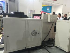 Quality Disposable Paper Cup Punching Machine , Two Color Flexo Printing Machine FDC850 for sale
