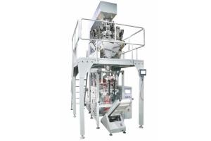 China Biscuit Candy Food Packing Machine With Fast Speed 5 - 70 Bags / Min on sale