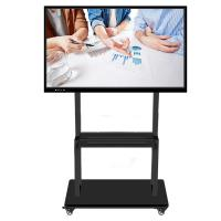 China 43 - 100 Inch  Digital Interactive Whiteboard / Multi Touch Microsoft Electronic Whiteboard on sale