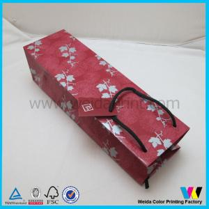 cute eco friendly promotional paper gift bags printed paper