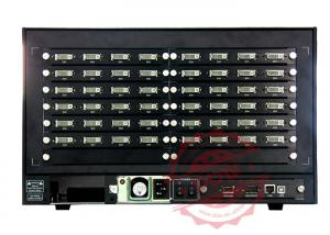 China 15 Input 15 Output Curved Multi Display Processor Large Screen Image Freeze DDW-VPH1515 supplier
