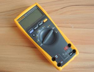 China Electronic Testing Equipment  179C Digital  True RMS Multimeter with Manual and Automatic Range on sale