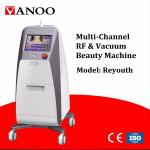 2018 rf vacuum body fat removal body shaper slimming machine