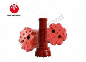 China Forging DTH Hammer Bits 5 Inch For Rock Chisel Mining , Different Face Shape on sale