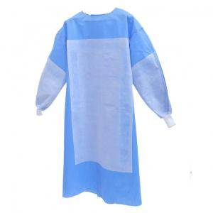 China Medical gowns dispsosable doctor gown surgical gowns disposable for cardinal health on sale