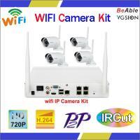Hot Cake!! 960P/720P HD Office & Home DIY wireless CCTV security camera kit