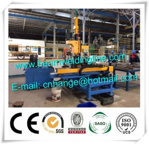 China Automatic CNC Drilling Punching Marking Machine For Metal Sheet PPD103 on sale