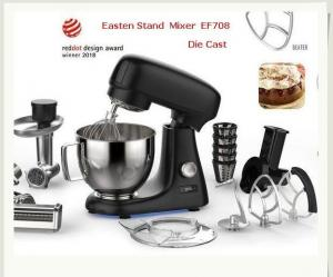 China 1000W Stand Mixer EF708 Recipes / Die Cast Stand Mixer Kichen Aid/ Electric Kitchen Appliance Hand Mixer on sale