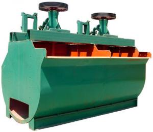 China Copper Ore Froth Flotation Machine High Efficiency Long Service Life on sale