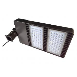 China Waterproof Led Shoebox Light 160 W 20800 Lumen Meanwell Led Driver on sale