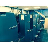 HEIDELBERG PM 52/5 (2005) Sheetfed offset printing press machine
