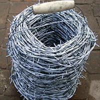 China Barbed Wire Barbed Spacing:3-6 on sale