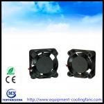 Notebook CPU Cooling Fan , Small DC 5V 12V Cooling Motor Fan 25 x 25 x 10mm