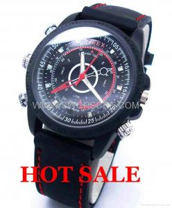 China Spy Watch Camera with Separate Audio and Video Recording Function on sale